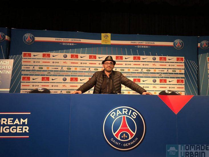 Inside PSG, immersion et humour au cœur du Parc des Princes