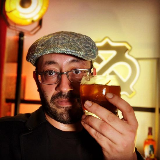 Chivas The Blend, le bar à cocktail hip-hop et fabrique à Blend personnalisé