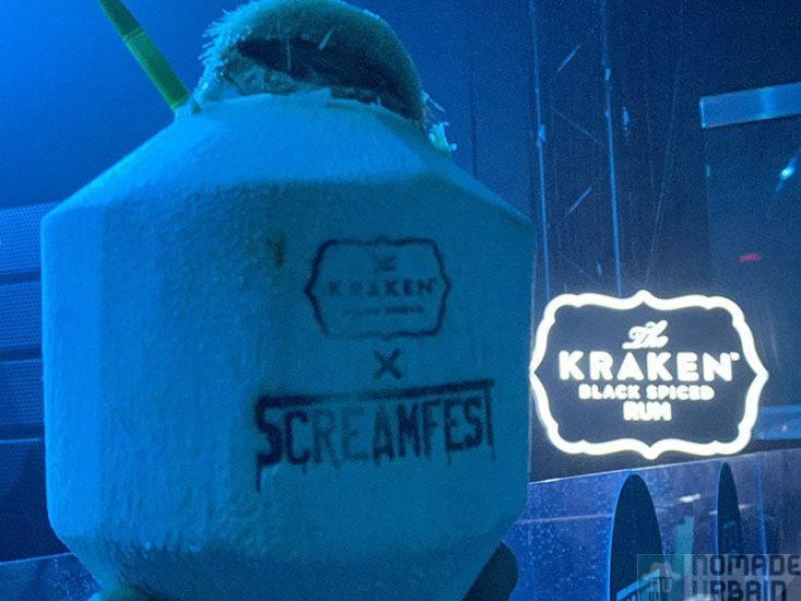 The Kraken Black Spiced Rhum, dégustation et retour sur une soirée riche en cocktails et en sirènes