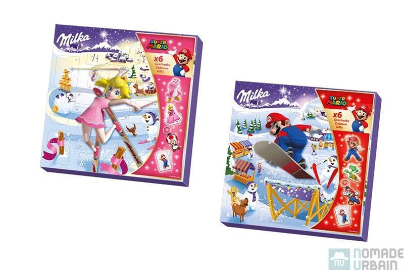 Calendrier de l'Avent Milka Super Mario, Funko Harry Potter ou Lego Star Wars, la Pop Culture attend Noël !