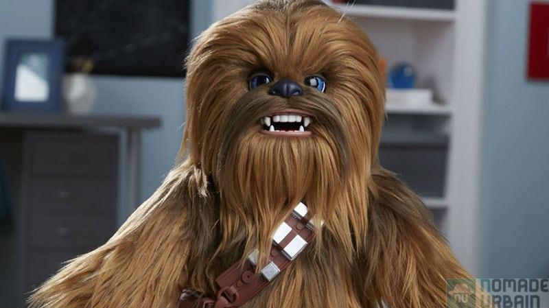 Chewbacca Interactif, l'idée jouet du jour aussi impressionnant que mignon