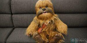 Chewbacca Interactif