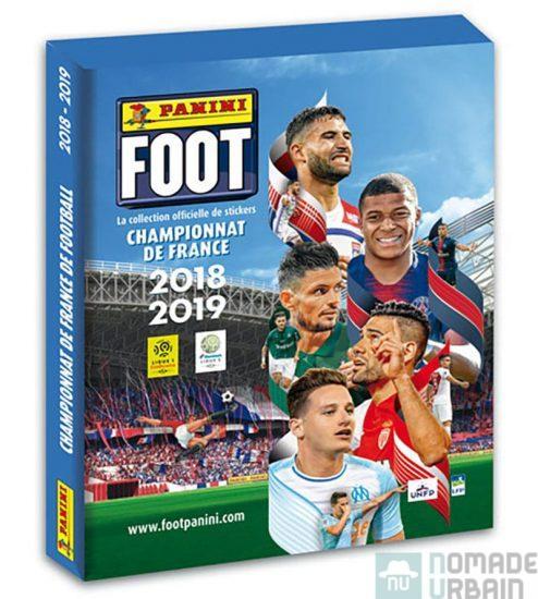 Album collector Panini Foot, l'idée cadeau du jour pour les fans de foot qui sont restés des gamins