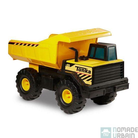 le  Camion Tonka, l'idée jouet du jour les garçons, les papas et au-delà !