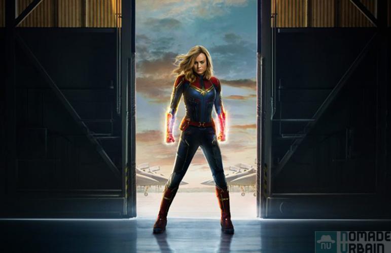 Chronique Captain Marvel en 5 points, une fraîcheur nostalgique