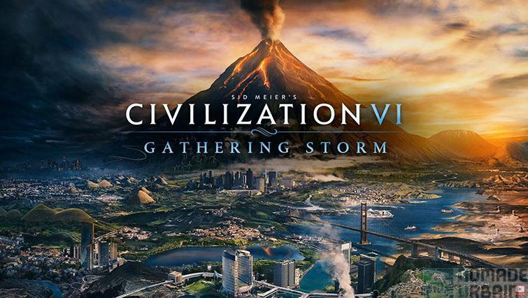 Test Civilization VI : Gathering Storm, climat et décadence