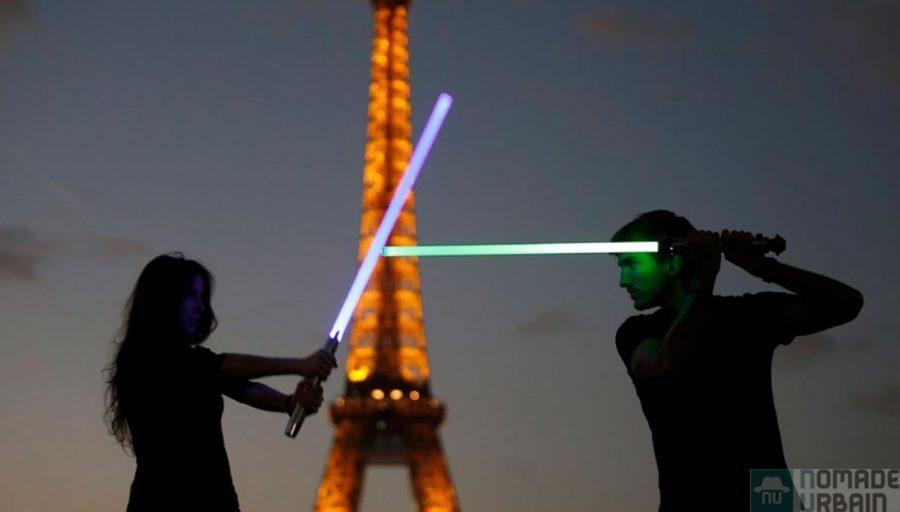Open de France de Sabre Laser 2019, la Force envahit le stade Charléty !