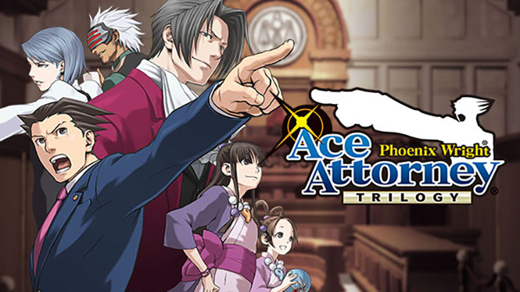 Test Phoenix Wright : Ace Attorney Trilogy, de la DS à la télévision