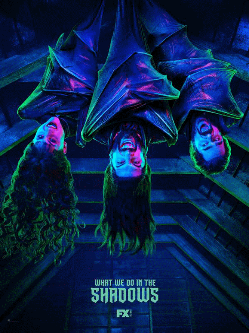 Chronique série What We Do In The Shadows