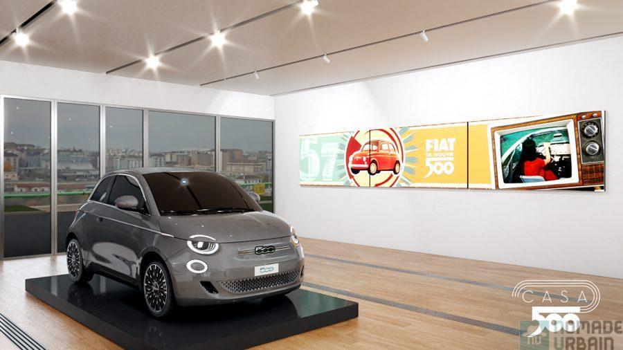 Virtual Casa 500, musée virtuel pour icone bien réelle