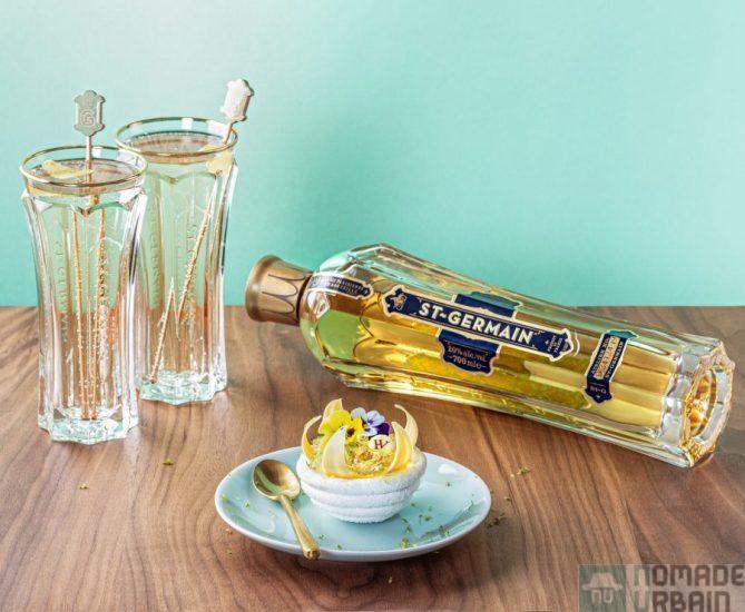 ST-Germain x Hugo & Victor, dessert de sureau !