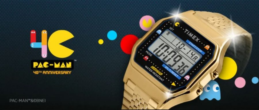 Timex X Pac-Man, l'icône du gaming fête ses 40 ans à votre poignet