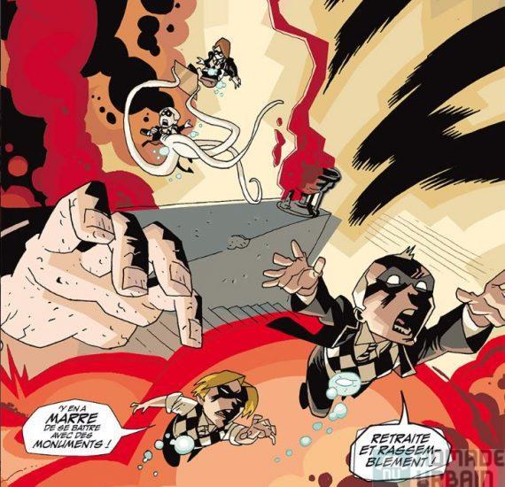 Chronique BD Umbrella Academy, un comics sauvé de l'oubli par une série