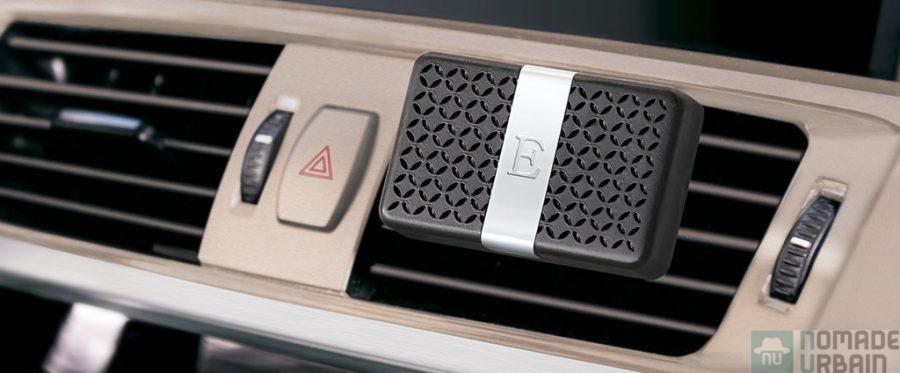 Diffuseur de voiture Estéban, des fragrances naturelles in car !