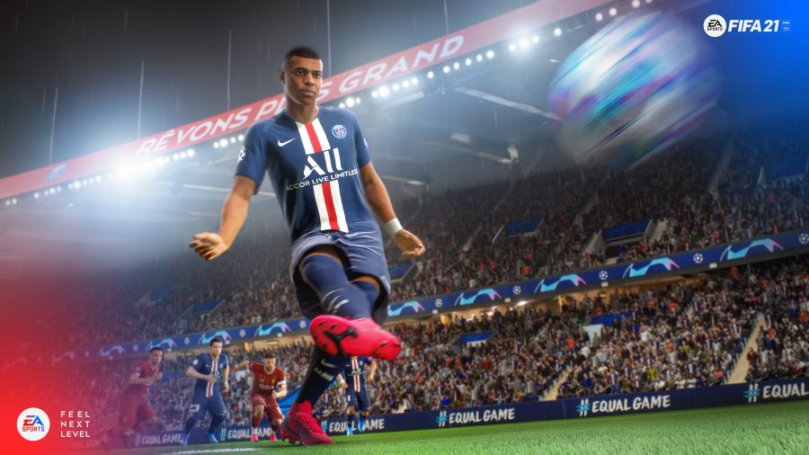 Test Express FIFA 21, le foot tout en répétition !