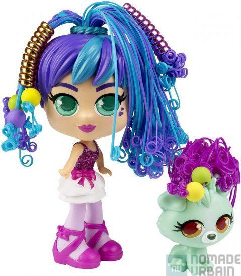 5 poupées et figurines fashion, l'idée jouet du jour (23/24), le look et le fun !
