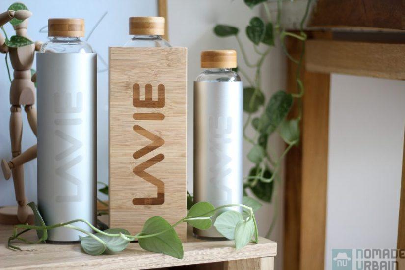 Purificateur d'eau LaVie , l'idée cadeau du jour (19/24), la lumière au service de la pureté de l'eau !