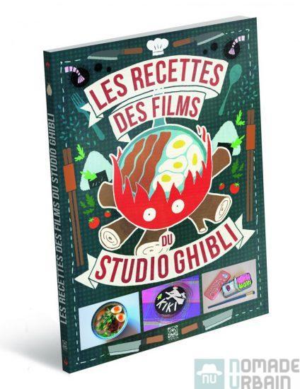 Les Recettes des Films Studio Ghibli, l'idée gourmande du jour (9/24), le tour des films en cuisine  !