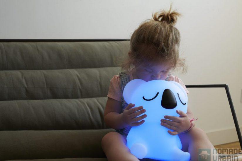 Lumin'Us, l'idée cadeau du jour (11/24), du château dans le nuage au koala lumineux !