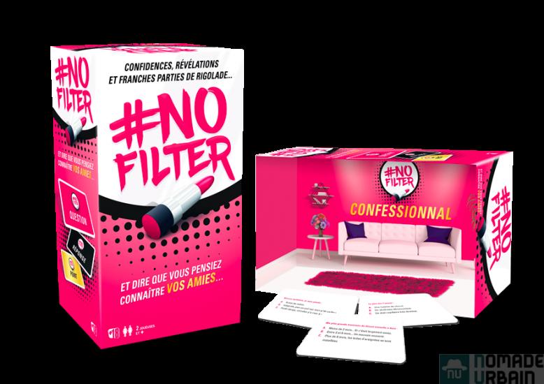 #NoFilter, l'idée jeu du jour (5/24), Sex In The City en jeu de société !