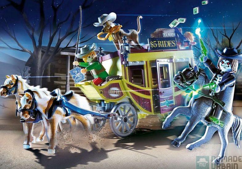 Playmobil Scooby-Doo, l'idée jouet du jour (11/24), chasse aux monstres loufoque pour petits et grands !