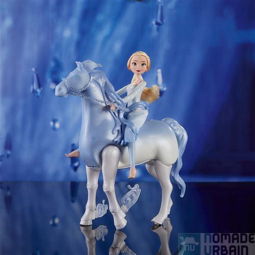 Hasbro Poupée Elsa et Nokk interactif, l'idée jouet du jour (9/24), un couple magique sur terre comme dans l'eau  !