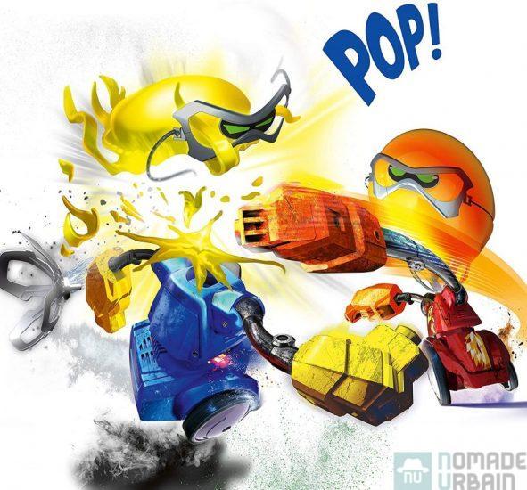 Robot Kombat Balloon, l'idée jouet du jour (14/24), plus fun que Street Fighter !