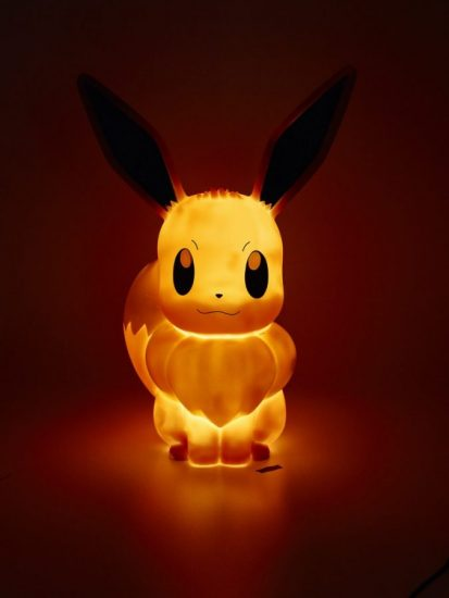 Lampes Pokémon TeknoFun, L'idée cadeau du jour (8/24), des luminaires fixes et nomades à attraper tous !