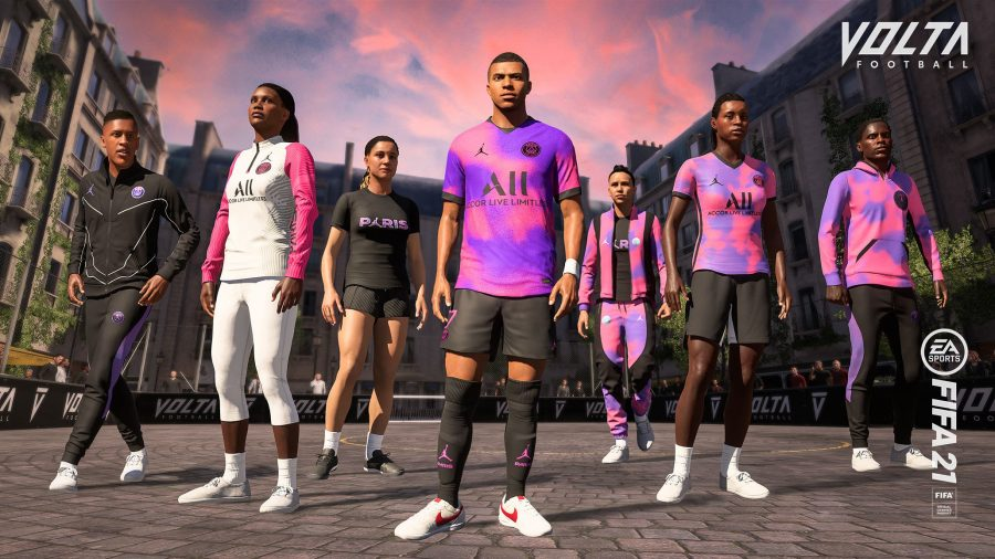 PSG x Jordan Brand, la collection lifestyle qui envahit FIFA 21 !