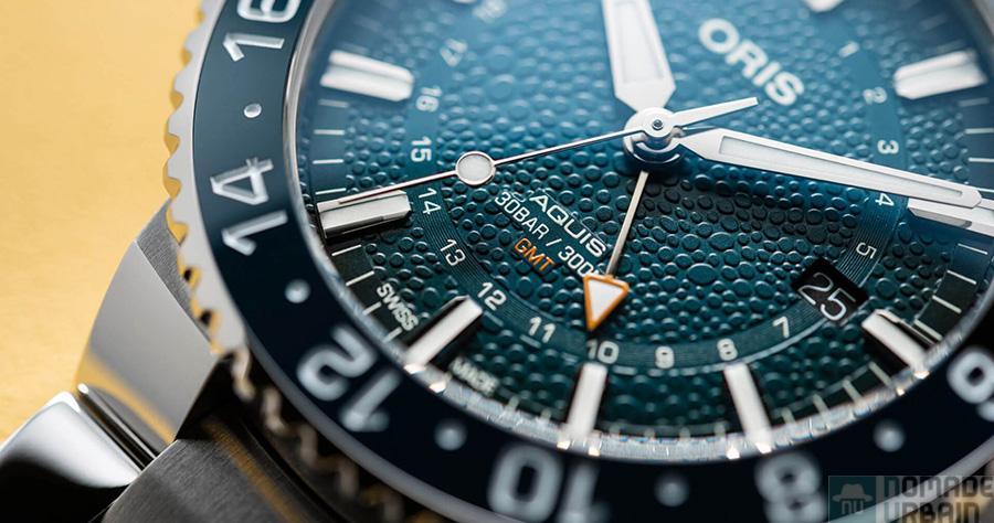 Oris Whale Shark Limited Edition, la montre dédiée à la survie du Requin-Baleine