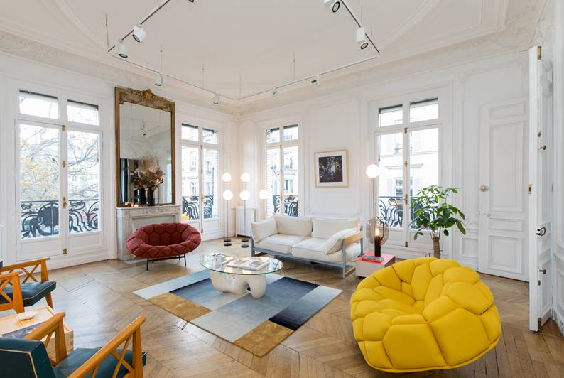 Rupture House, design et art ont leur temple parisien