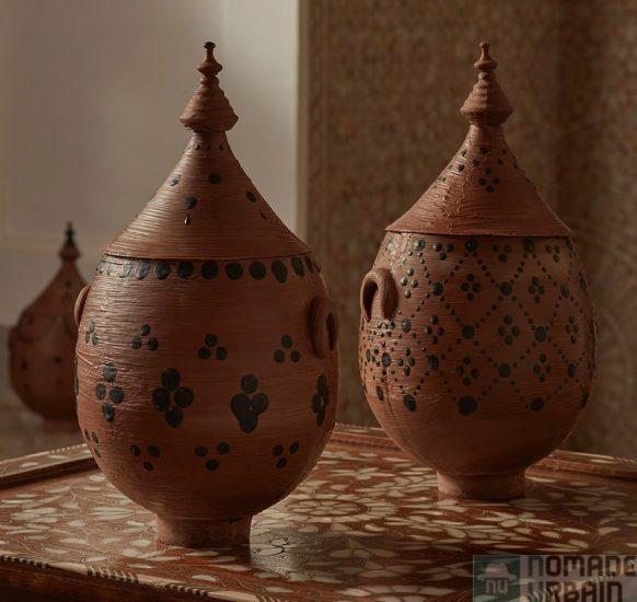 L'œuf de Pâques du Royal Mansour Marrakech, une jarre renversante !