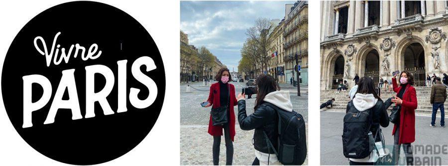 Visites de Paris en Live, la Capitale sous toutes ses coutures sur le Facebook de Vivre Paris !