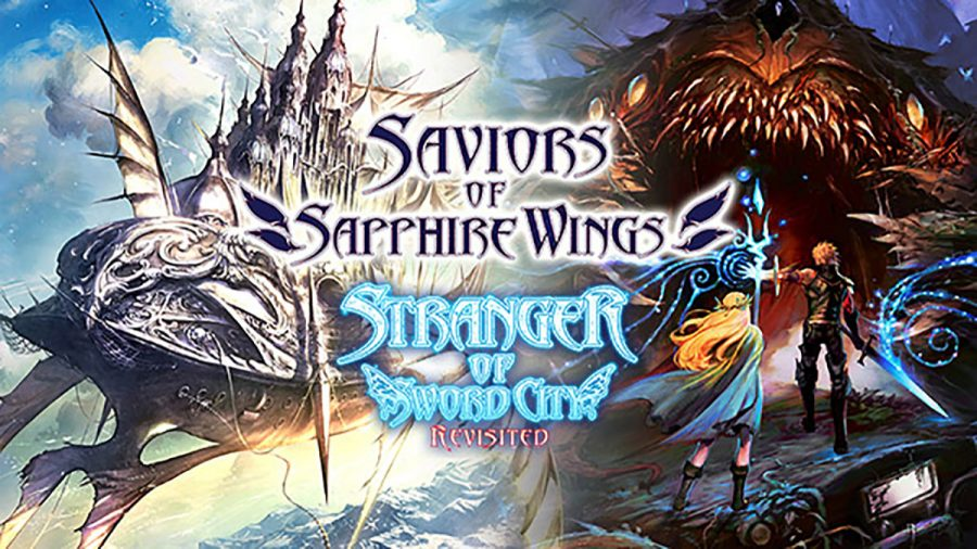 Test Express Savior of Sapphire Wings/Stranger of Sword City Revisited