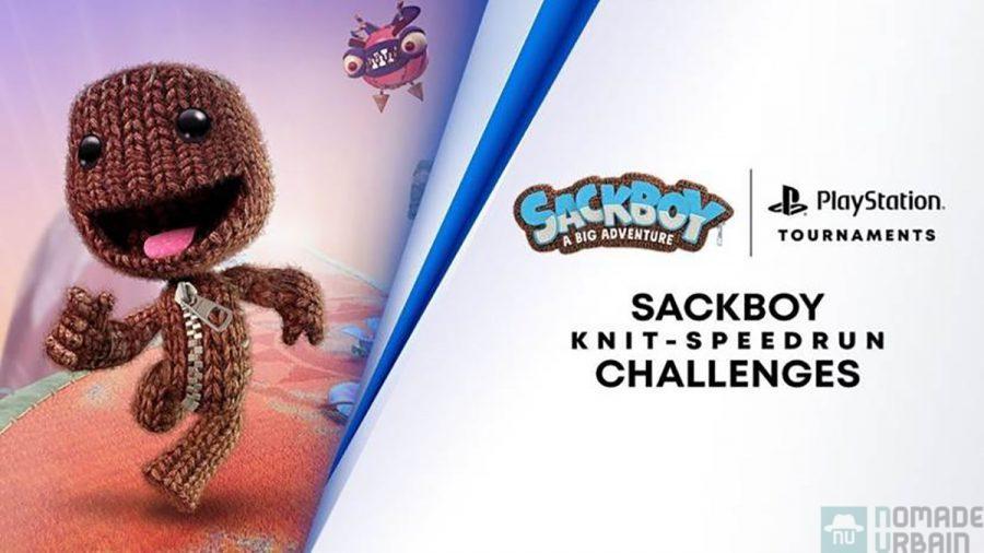 Sackboy : A Big Adventure Knit-Speedrun challenges, 9 mois de tournois délirants