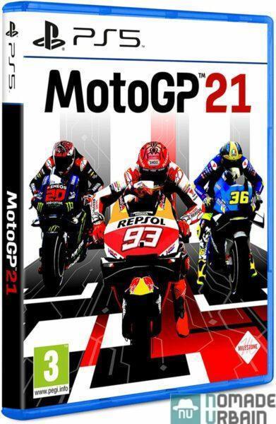 Moto GP21